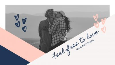 FEEL FREE to LOVE