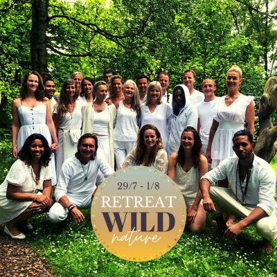 Wild Nature Summer Detox retreat